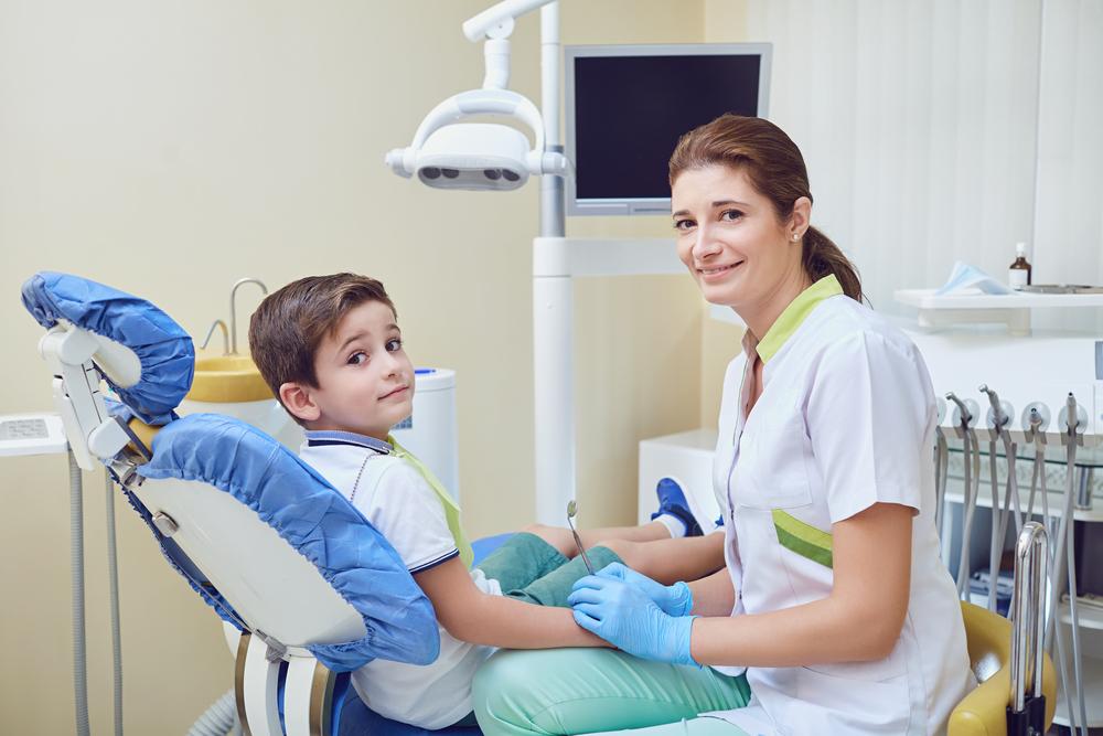 Детская стоматологическая хирургия
